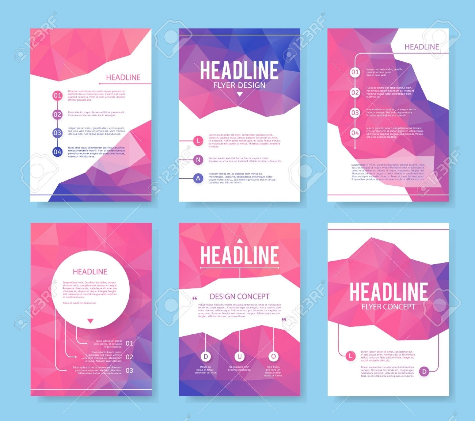 004 Template Ideas Free Printable Flyer Templates Blank Brochure - Free Printable Flyers