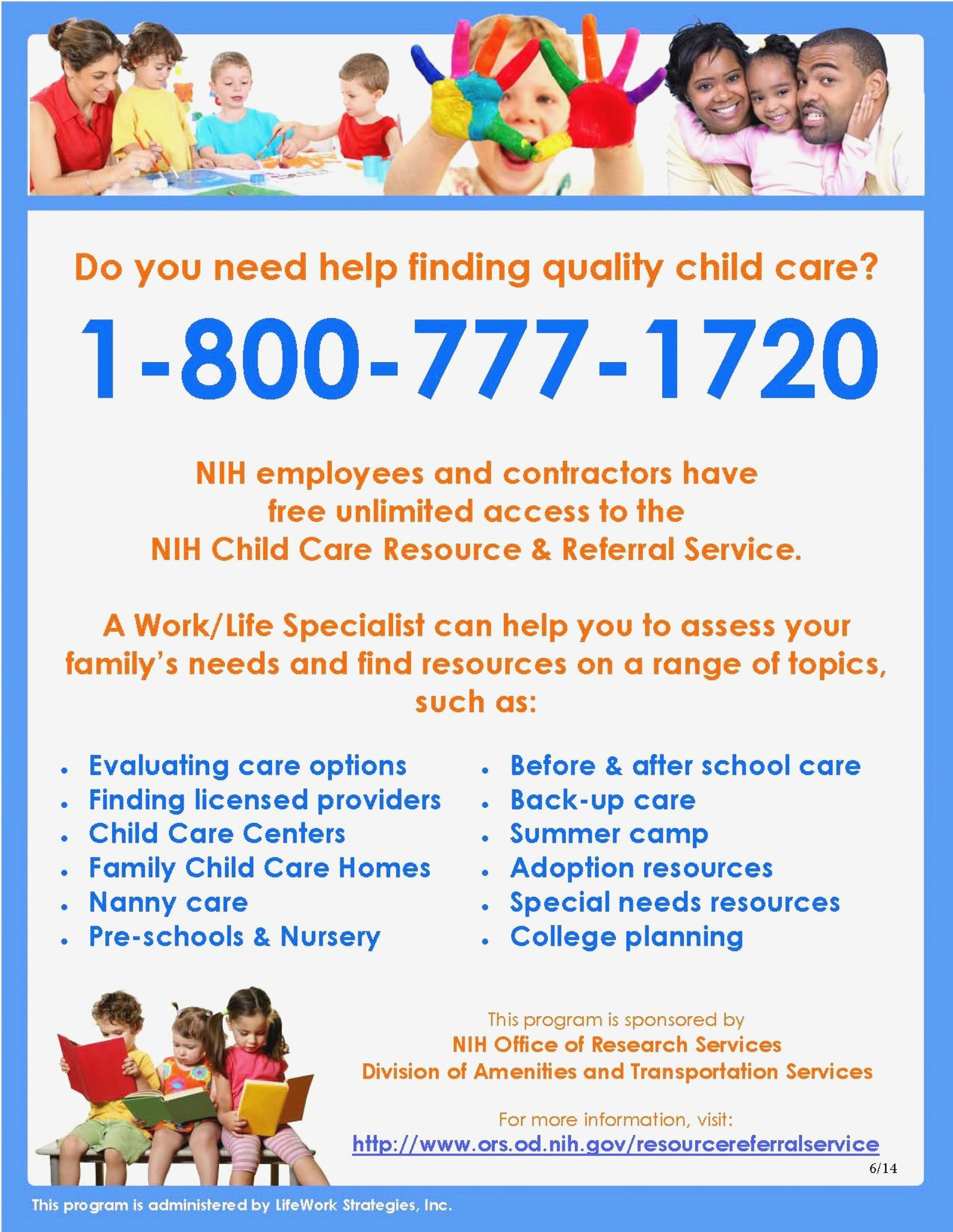 018 Template Ideas Free Daycare Flyer Templates Stunning Home - Free Printable Home Daycare Flyers