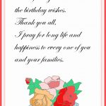 021 Hallmark Thank You Card Template Awesome Printable Free Birthday   Free Printable Hallmark Cards