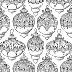 10 Free Printable Holiday Adult Coloring Pages | Adult And   Free Printable Holiday Coloring Pages