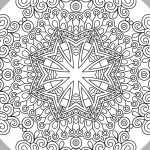 10 Free Printable Holiday Adult Coloring Pages | Coloring | Adult   Free Printable Holiday Coloring Pages