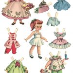10 Free Printable Paper Dolls | Paper Dolls | Paper Dolls Printable   Free Printable Paper Dolls