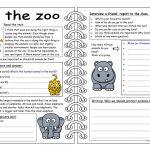 101 Free Esl Zoo Worksheets   Free Printable Zoo Worksheets