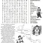 15 De Septiembre Búsqueda Free Word Search | Education | Mexican   Free Printable Black History Month Word Search