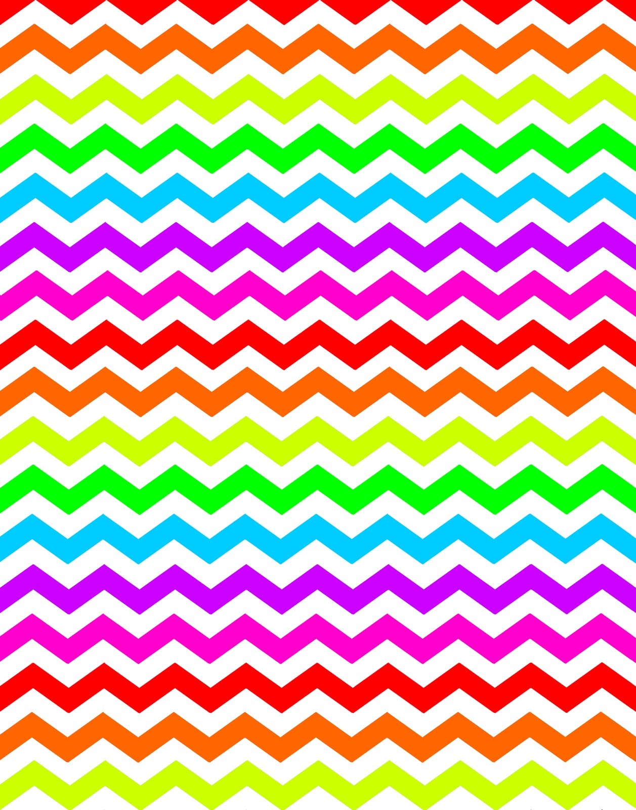 16 New Colors Chevron Background Patterns! - Chevron Pattern Printable Free