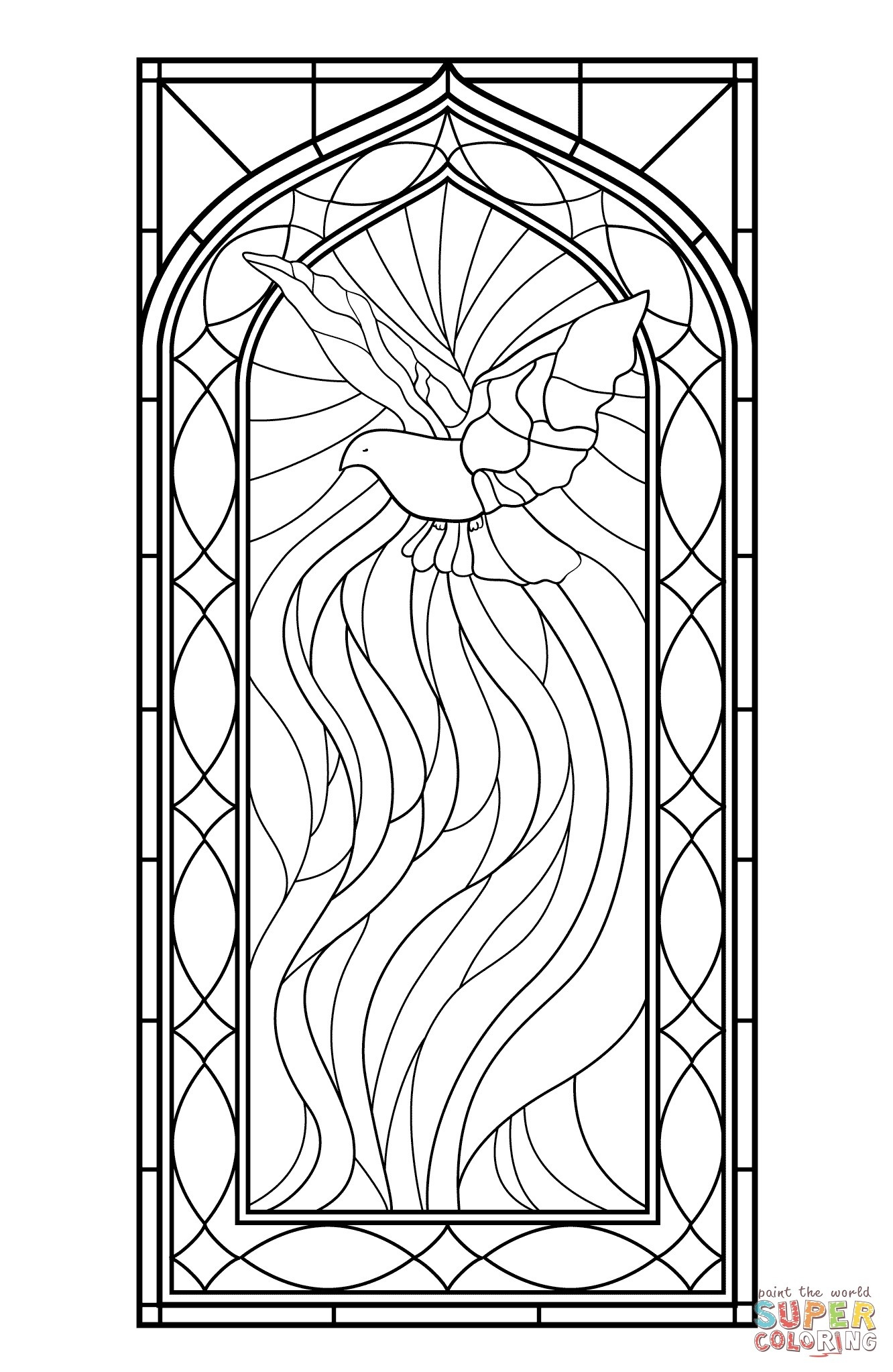 17 Inspirational Free Printable Stain Glass Patterns | Koprufotograflari - Free Printable Stained Glass Patterns