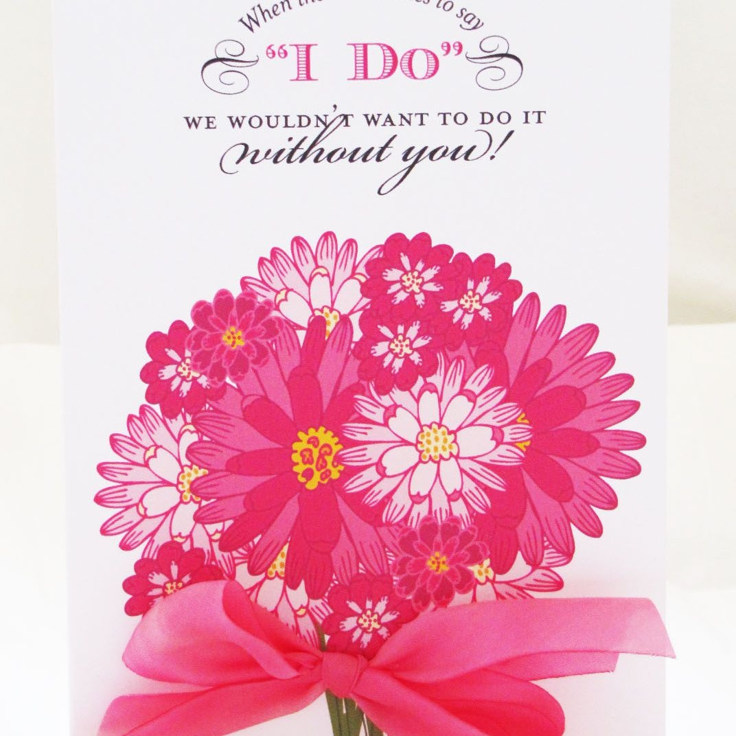 19 Free, Printable Will You Be My Bridesmaid? Cards - Free Printable Will You Be My Bridesmaid Cards