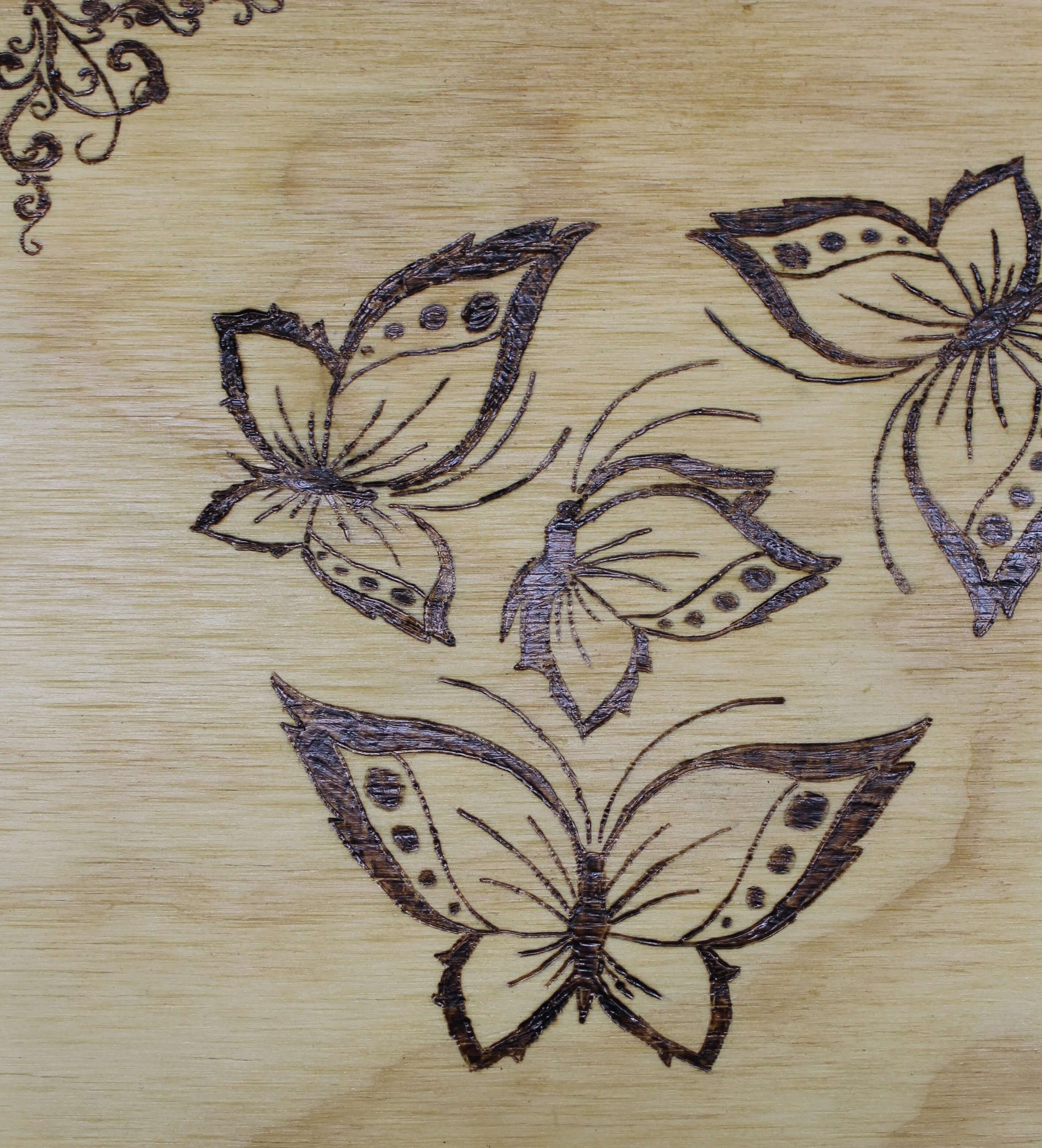 20 Free Printable Wood Burning Patterns For Beginners - Free Printable Wood Burning Patterns For Beginners