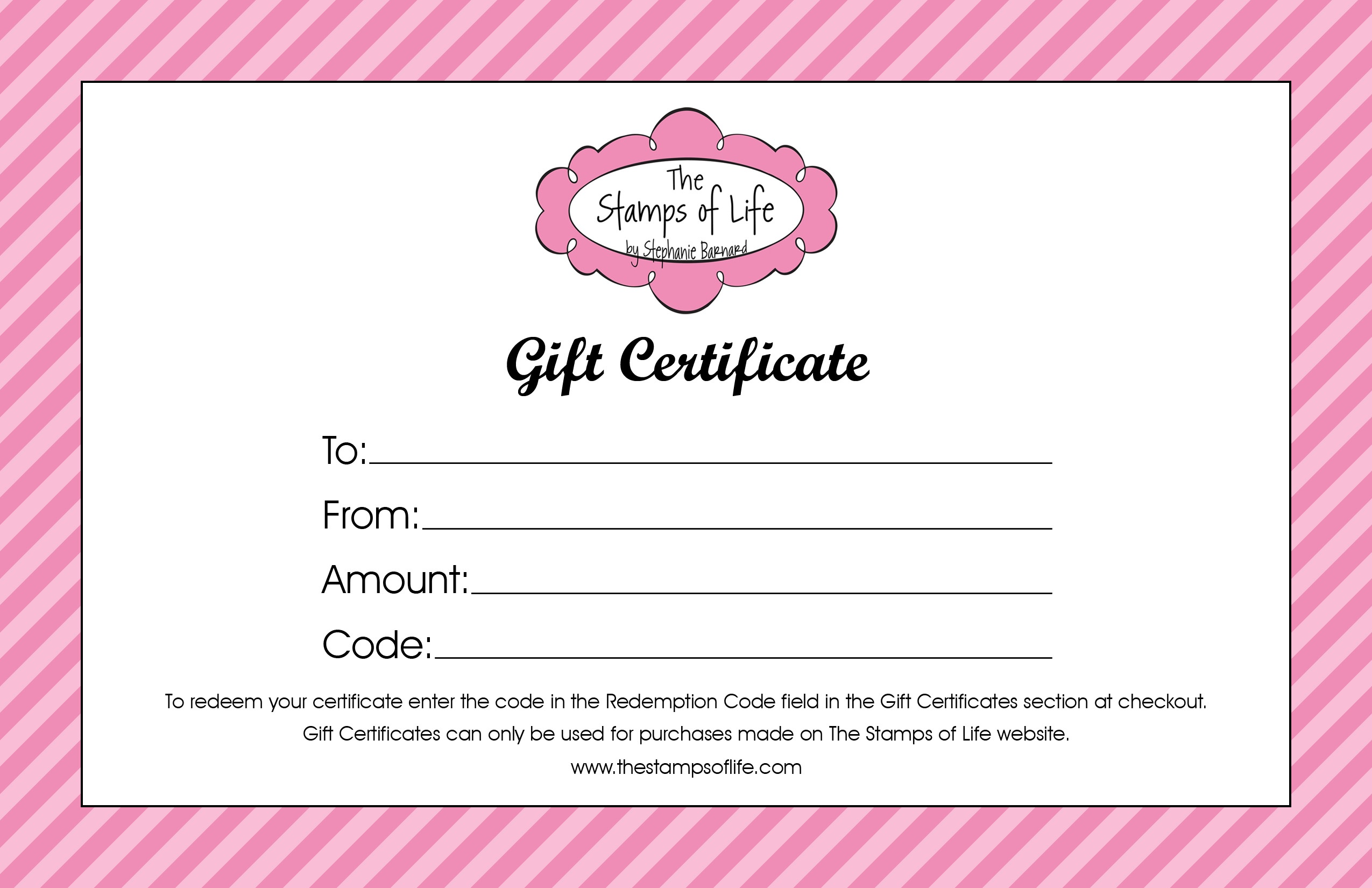21+ Free Free Gift Certificate Templates - Word Excel Formats - Free Printable Tattoo Gift Certificates