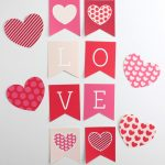 24 Amazing Valentine's Day Printables   Classy Clutter   Free Printable Valentine Decorations