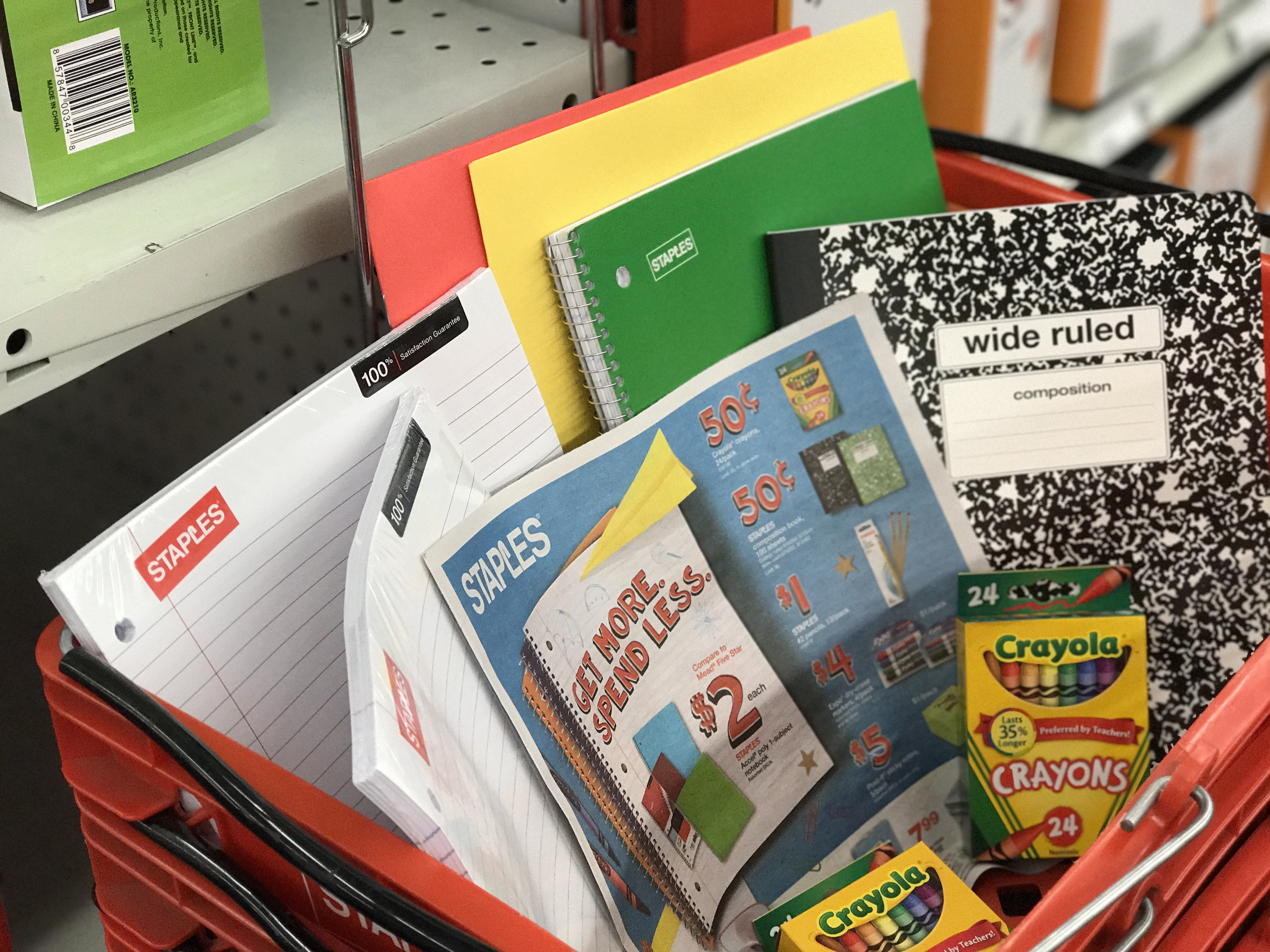 26 Back-To-School Shopping Hacks That'll Save You All The Money - Free Printable Coupons For School Supplies At Walmart