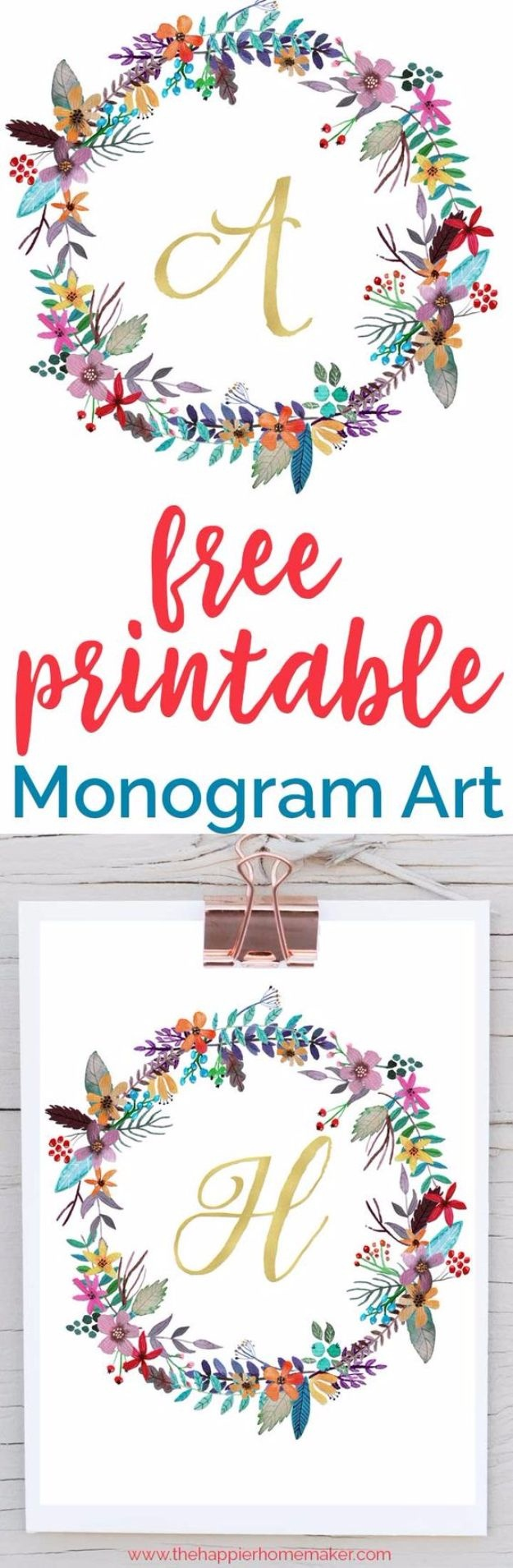 35 Best Free Printables For Your Walls - Free Printable Wall Decor
