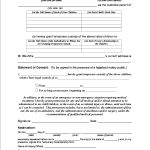4 Free Printable Forms For Single Parents | Karla's Personal   Free Printable Child Custody Forms