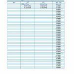 40+ Printable Call Log Templates In Microsoft Word And Excel   Free Printable Call Log Template