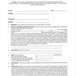 5+ Mobile Home Bill Of Sale Sample   Free Sample, Example Format   Free Printable Bill Of Sale For Mobile Home