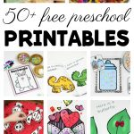 50+ Free Preschool Printables For Early Childhood Classrooms   Free Printable Stories For Preschoolers
