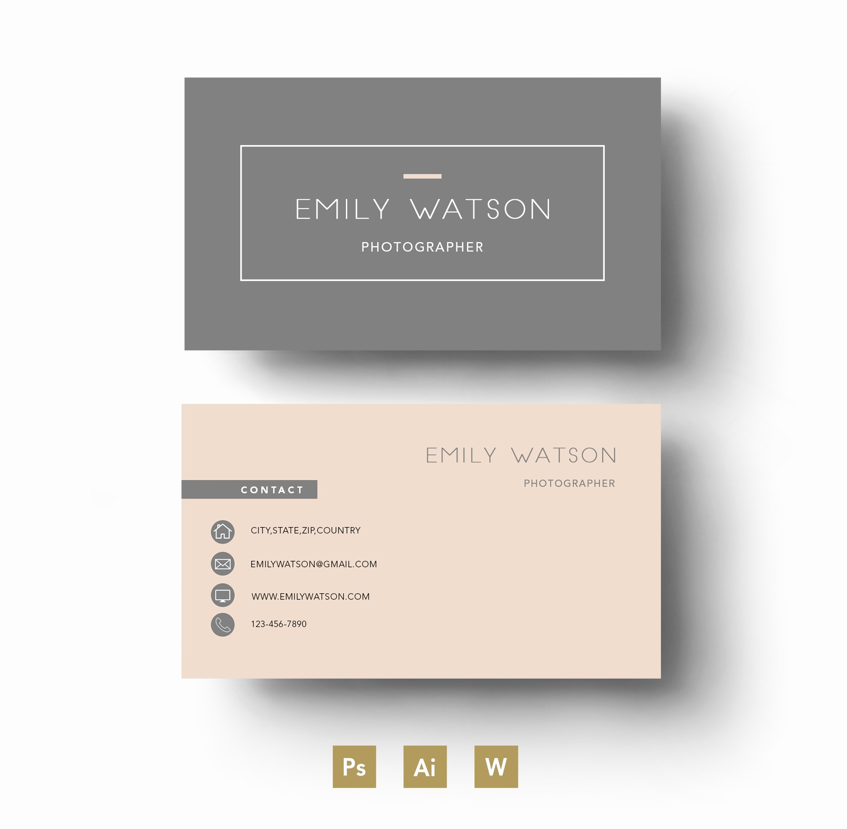 50 Inspirational Business Cards For Teachers Templates Free - Free Printable Business Card Templates For Teachers