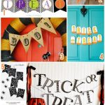 7 Free Printable Halloween Banners | Bloggers Best | Halloween Party   Free Printable Halloween Decorations Scary