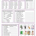 70603 Free Esl Worksheets   Free Printable English Lessons