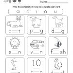 80 Fun Phonics Worksheets   Kittybabylove   Hooked On Phonics Free Printable Worksheets
