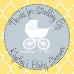 9 Best Images Of Free Printable Baby Shower Gifts Free Silver Shower   Free Printable Baby Shower Label Templates