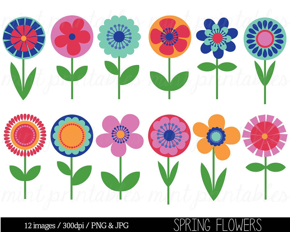 9+ Free Clip Art Flowers | Clipartlook - Free Printable Clip Art Flowers