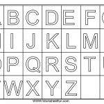 A Z Alphabet Coloring Pages Download And Print For Free | Pre K   Printable Alphabet Letters Free Download