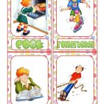 Action Verb Flashcards   Reading & Writing   Action Verbs, English   Free Printable Spanish Verb Flashcards