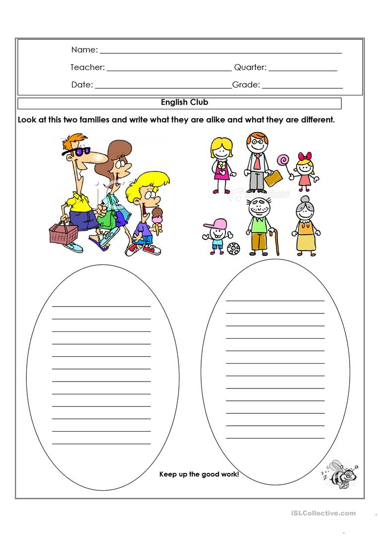 Alike And Different Worksheet - Free Esl Printable Worksheets Made - Free Printable Same And Different Worksheets