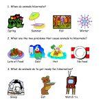 Animal+Hibernation+Printable+Worksheets | Hibernation | Printable   Free Printable Hibernation Worksheets