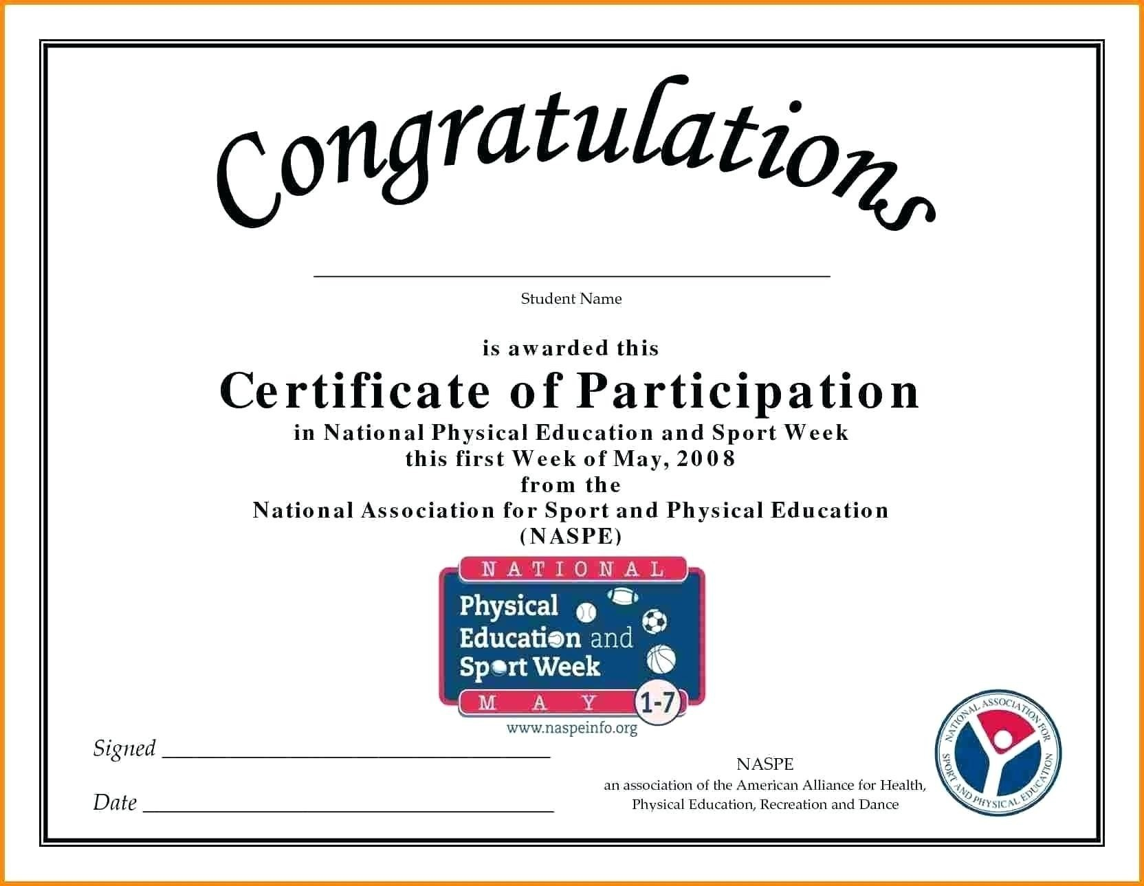 Athletic Certificate Template Work Completion Format Doc New Sample - Sports Certificate Templates Free Printable