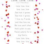 Awww For Valentine's Day Week :)   Valentine's Preschool   Valentine   Free Printable Romantic Poems