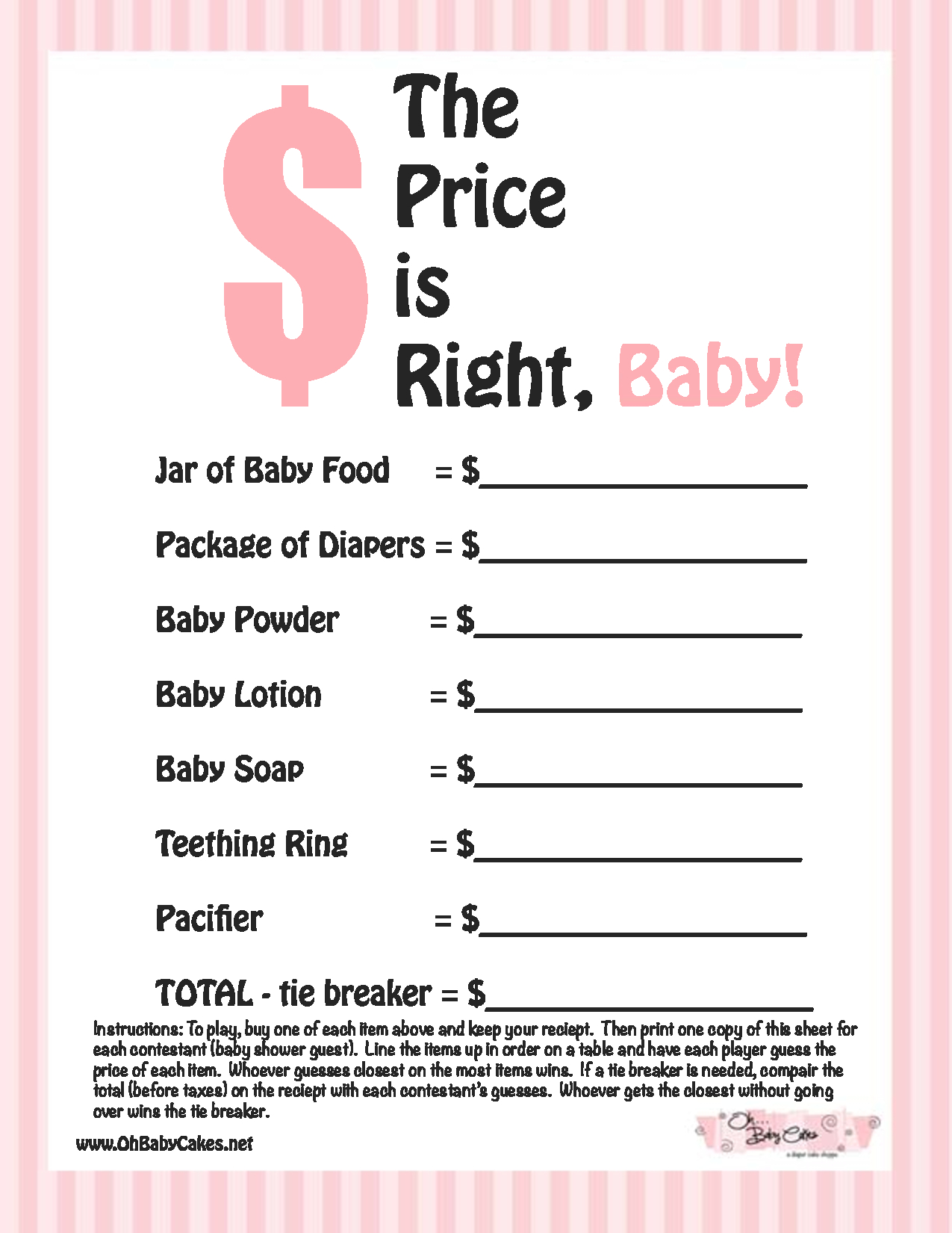 Baby Boy Shower Agreeable Free Printable Baby Shower Games For Large - Free Printable Online Baby Shower Games