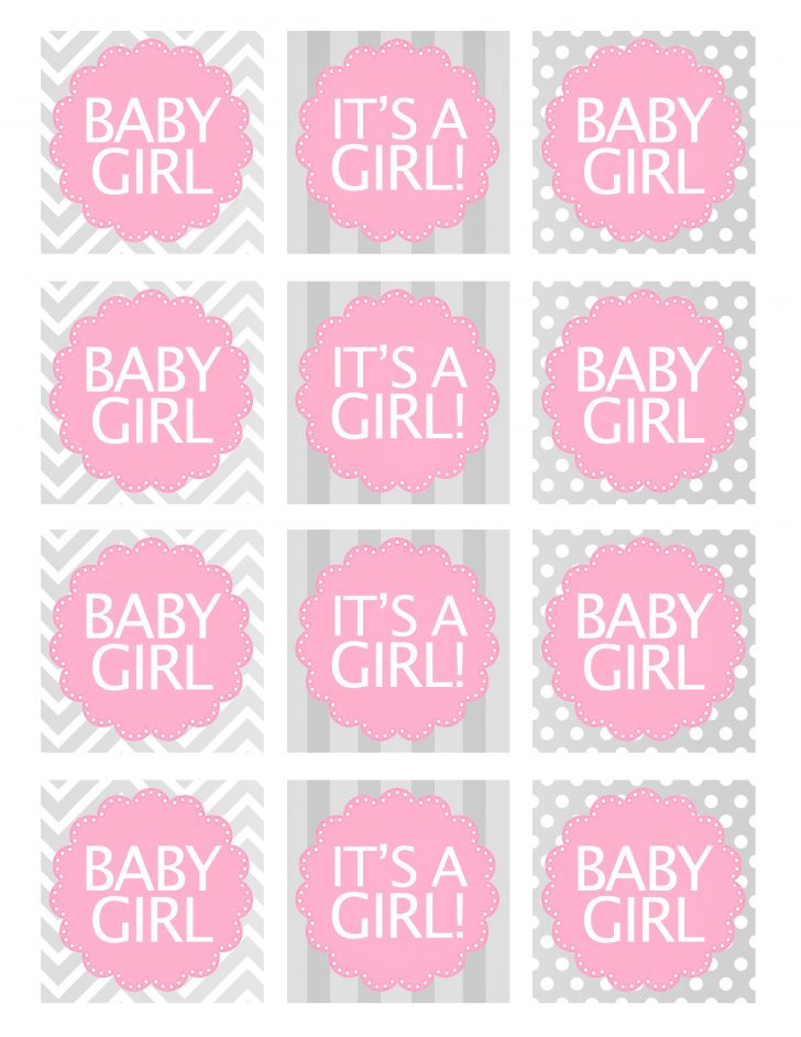 Free Printable Baby Shower Favor Tags