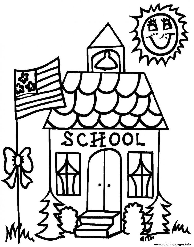 Back To School Coloring Pages Printable - Free Coloring Sheets - Back To School Free Printable Coloring Pages