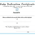 Baptism Certificate Template Word Free | Certificatetemplateword   Free Online Printable Baptism Certificates