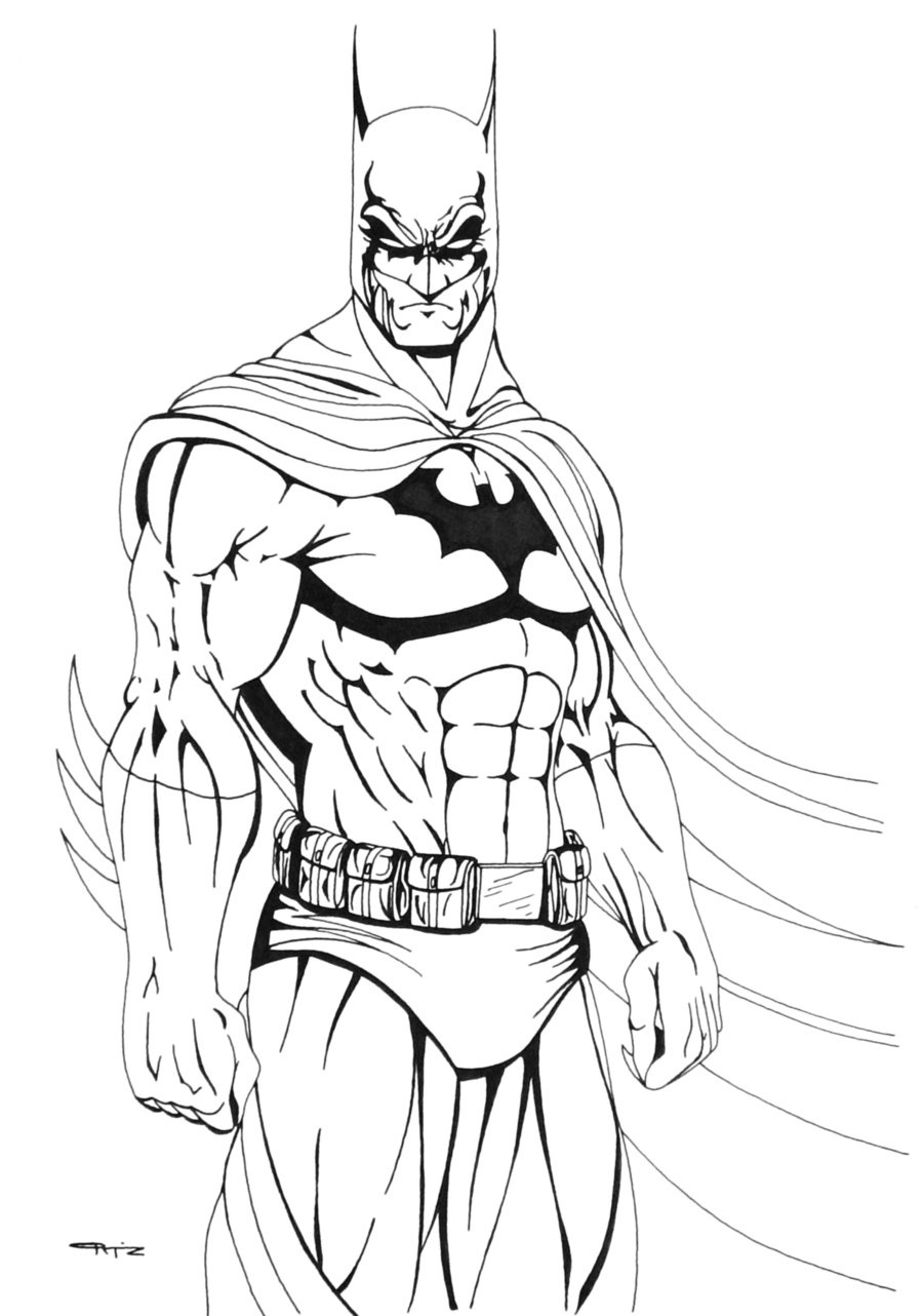 Batman Coloring Pages Free Printable Batmanloring Pages For Kids Jpg - Free Printable Batman Coloring Pages