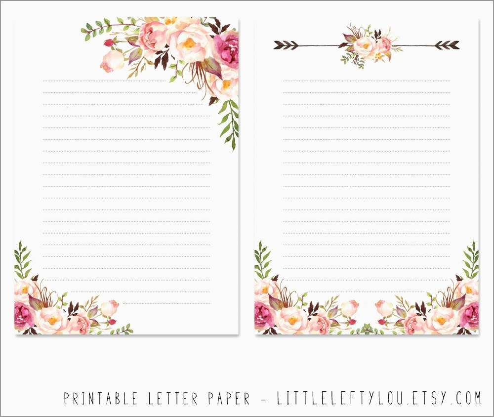 Beautiful Free Printable Stationery Templates | Best Of Template - Free Printable Stationery Writing Paper