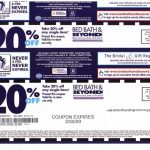 Bed Bath And Beyond Coupon Code   Bed Bath And Beyond Coupon   Bath   Free Printable Bed Bath And Beyond 20 Off Coupon