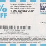 Bed Bath & Beyond Printable Coupon 20 Percent Off In Store   Bed   Free Printable Bed Bath And Beyond 20 Off Coupon