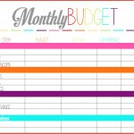 Best Of Budgeting Worksheets | Dos Joinery   Free Printable Budget Worksheets