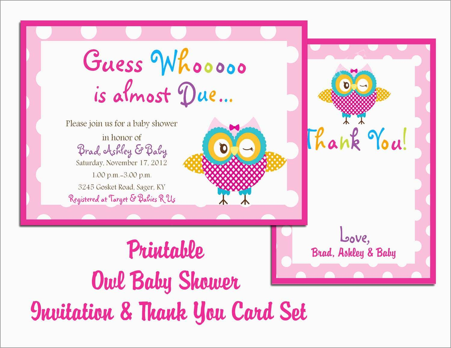 Best Of Free Baby Announcement Templates Online | Best Of Template - Free Baby Shower Invitation Maker Online Printable