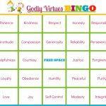 Bible Bingo Printable (91+ Images In Collection) Page 1   Free Printable Bible Bingo For Preschoolers