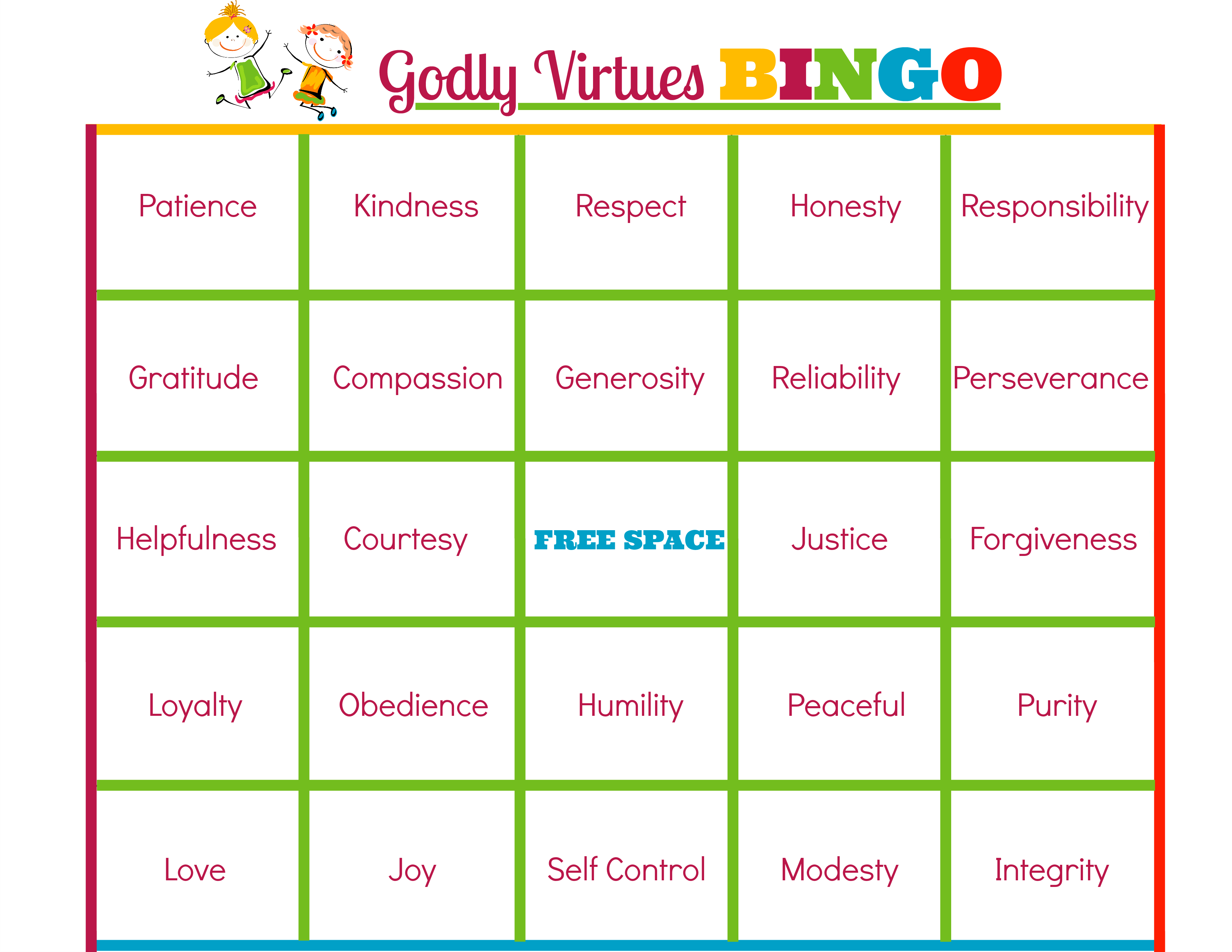 Bible Bingo Printable (91+ Images In Collection) Page 1 - Free Printable Bible Bingo For Preschoolers