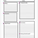 Book Report Template 2Nd Grade Free Beautiful Grade 4 Book Report   Free Printable Book Report Forms