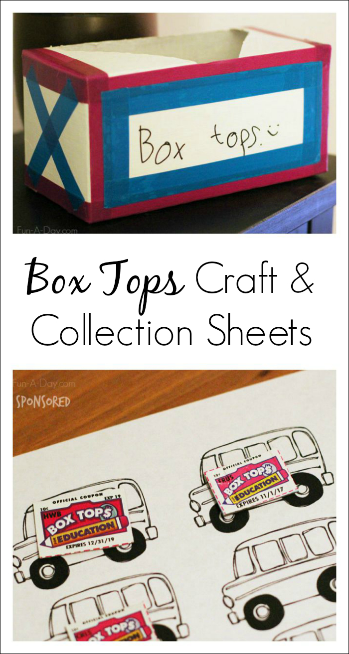 Box Tops For Education Collection Sheets | Teaching - Free Printable Box Tops For Education