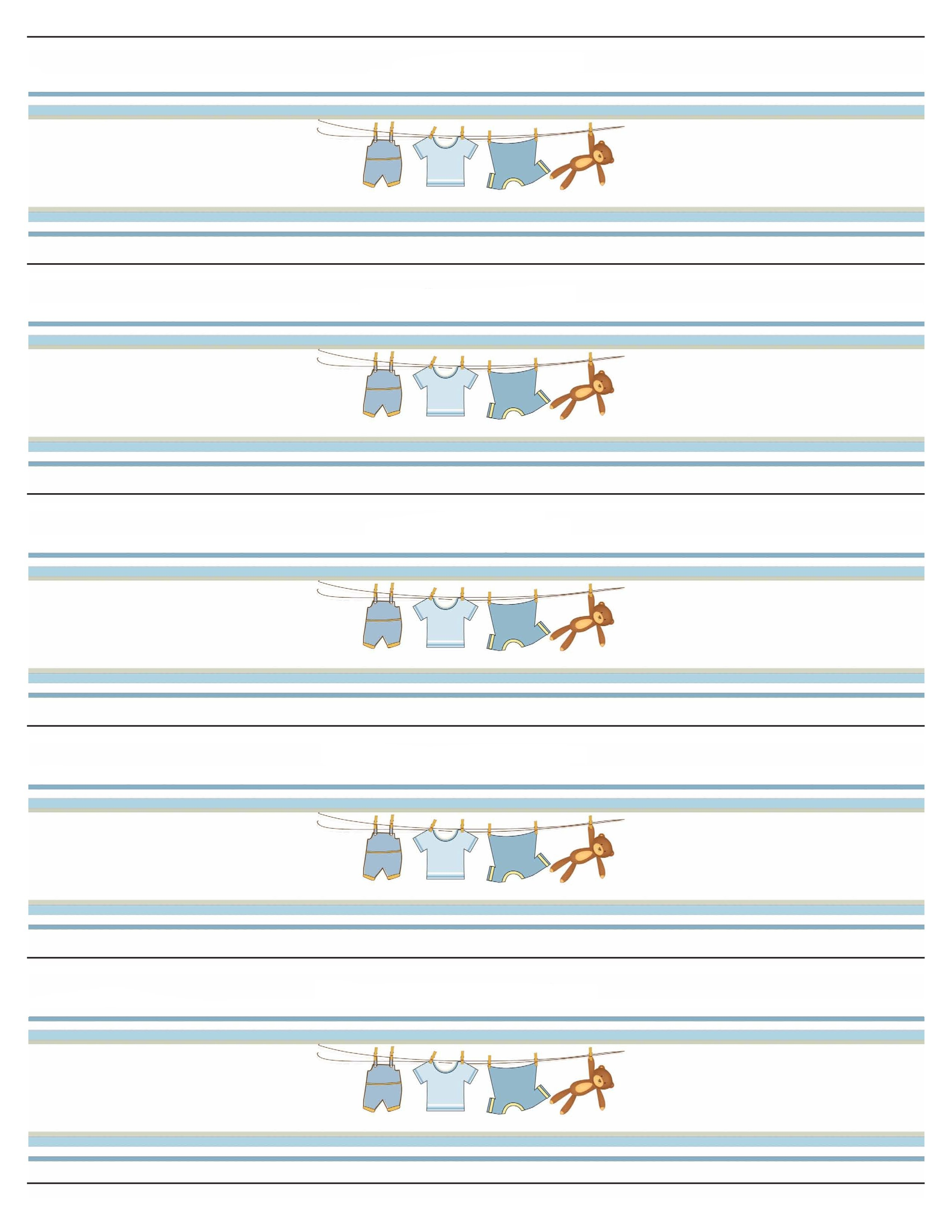 Boy Baby Shower Free Printables | Baby Shower Free Printables | Free - Free Printable Baby Shower Label Templates