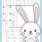 Bunny Game For Kids   Growing Play   Free Printable Hangman Game