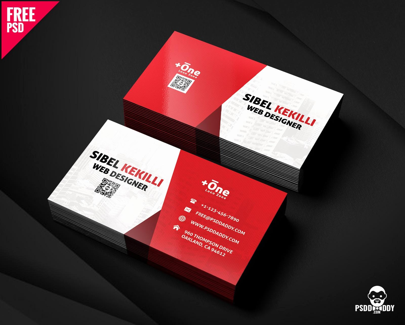Business Card Builder Elegant Luxury Free Printable Business Card - Free Printable Card Maker