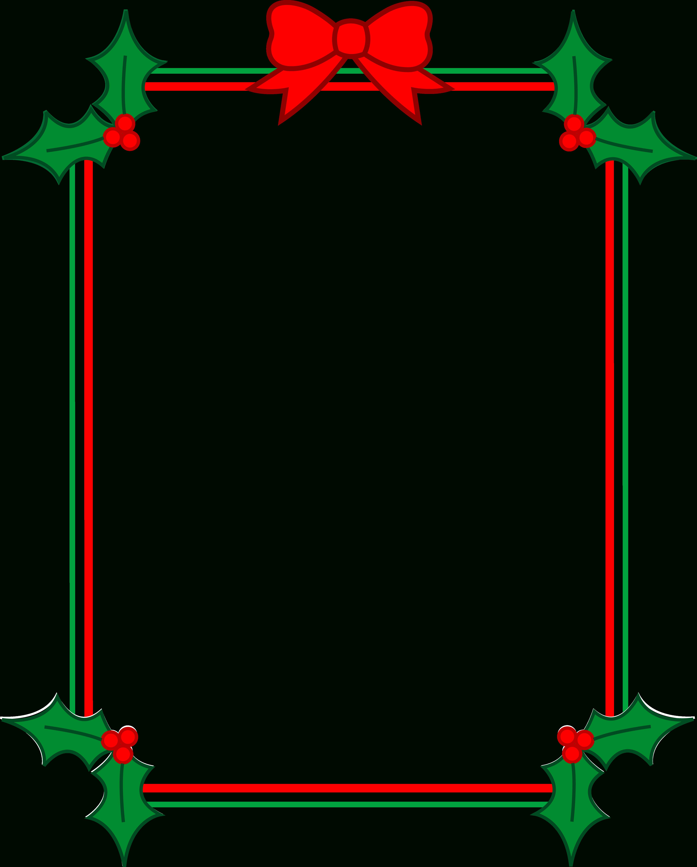 Christmas Clip Art Borders Free Download   Clipart Panda - Free - Free Printable Christmas Bulletin Board Borders